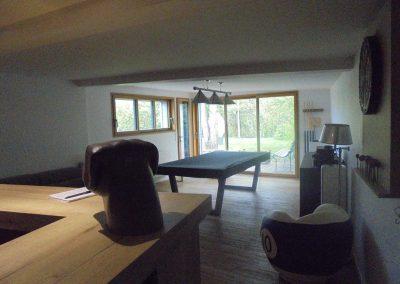 Extension bois (La Baule)