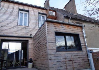 Extension bois (Saint Nazaire)