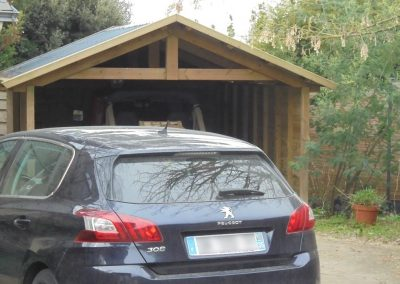 Garage voiture (La Baule)