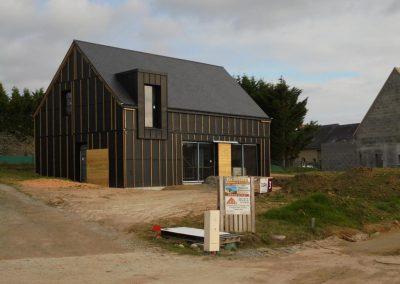 Maison ossature bois (Guérande)