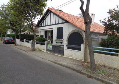 Ravalement façade (La Baule)
