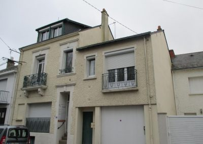 ID Travaux - Ravalement de façade Saint-Nazaire