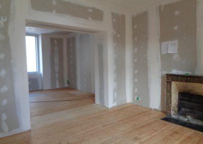 Rénovation complète appartement (Le Croisic)