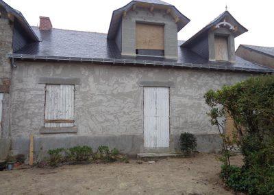 Rénovation complète (Le Pouliguen)
