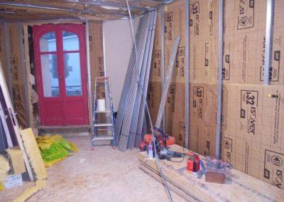 Rénovation de 2 logements (Le Croisic)