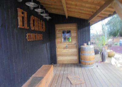 Restaurant El Chaco Manèges des platanes (La Baule)