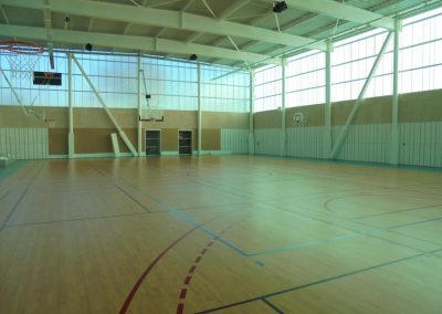 Salle des sports (Saint André des Eaux)
